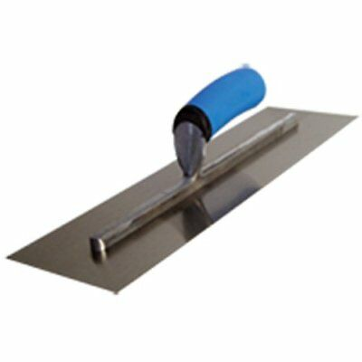 Bon 22-618 Curry 12-Inch by 5-Inch High Carbon Steel Finishing Trowel with