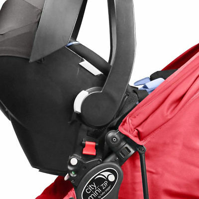 Baby Jogger City Mini ZIP Single Car Seat Adapter for Chicco/ Cybex/ Maxi-Cosi/