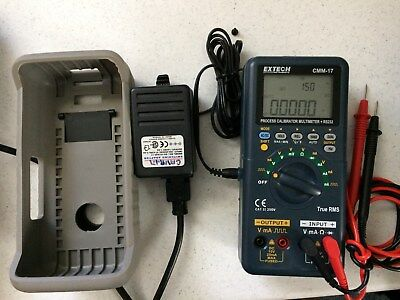 Extech CMM-17 Process Calibrator MultiMeter