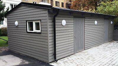 Granny flat, transportable housing unit (KIT or pre built) FIRE PROOF WALL/ROOF