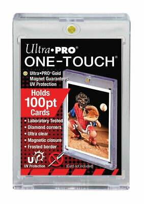 Ultra Pro 100pt. Magnetic One Touch Card Holder