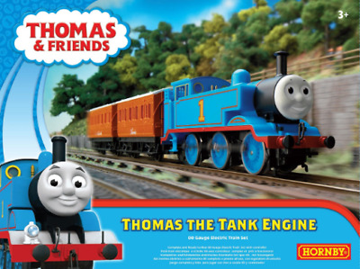 Hornby OO Thomas & Friends Thomas the Tank Engine Set HOR-R9283