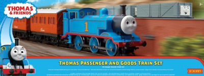 Hornby OO Thomas & Friends Passenger and Goods Set HOR-R9285
