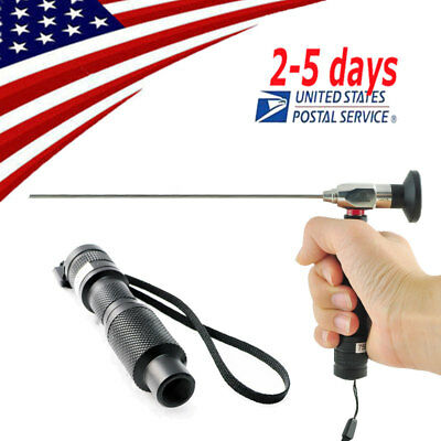 <USA Stock>10W Handheld Cold Light Source Fit For Endoscope Otoscope Medical Use