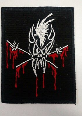 Metallica Embroidered Patch IRON/SEW ON SCARY GUY USA SELLER FAST DELIVERY RWB