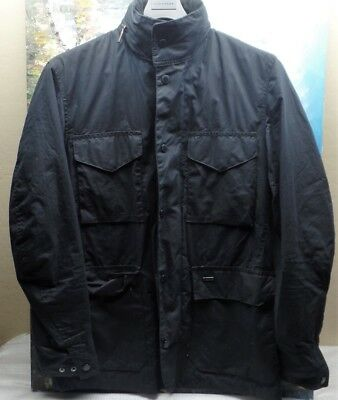 Barbour 'Sapper' Tailored Fit Weatherproof Waxed Jacket - Size M - $429