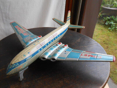 Antique toys Other  Super rare! Yonezawa Toy Yonezawa COMET JTELINE Ultra Large