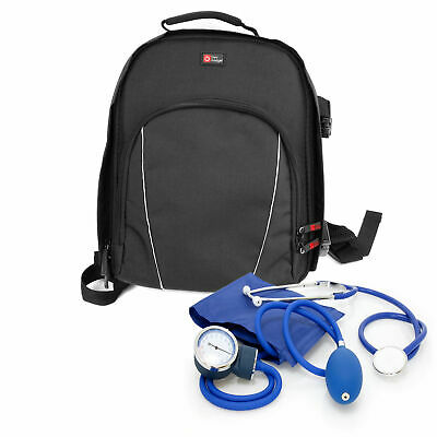 First Responder Medical Backpack - for Paramedics / Trauma Response Equipment