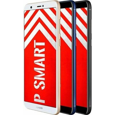 Huawei P Smart 32gb Android Smartphone Handy Ohne Vertrag Lte4g 3gb