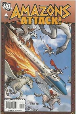 Amazons Attack (2007) #4 Back Issue (S)