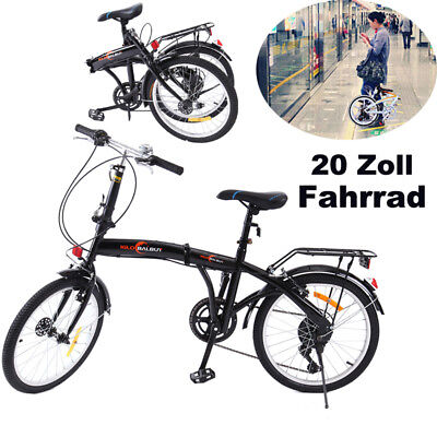 klappfahrrad 20 zoll eur 30 00 picclick de. Black Bedroom Furniture Sets. Home Design Ideas