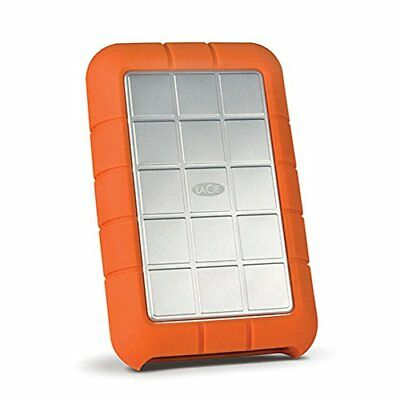 LaCie Rugged Triple USB 3.0 Firewire 800 1 TB STEU1000400