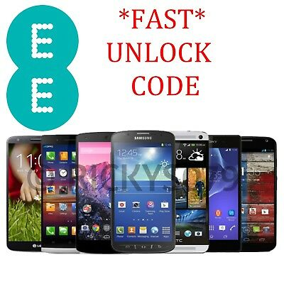 FAST Unlocking Code *EE* ALL NOKIA Lumia,microsoft, HTC, blackberry,LG, huawei