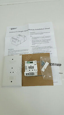 NIB EST SIGA-CT1 Module Single Input Fire Safety Alarm