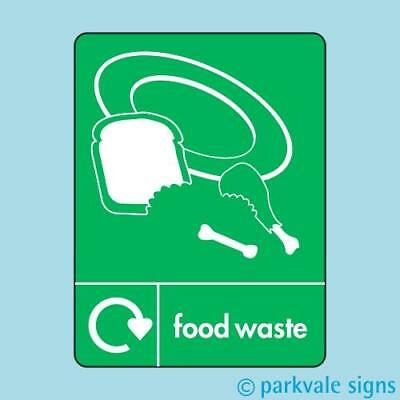 Food Waste Recycling Sign (WRAP)