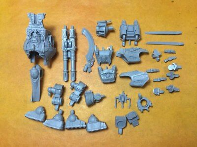 Thousand Sons Legion Osiron Pattern Contemptor Dreadnought with Autocannon