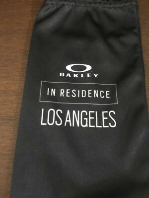 """*RARE* Oakley """"In Residence"""" Los Angeles Microbag - Exclusive product"""