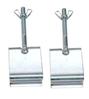 """EMPI 1949-1977 VW Bug """"Knock Down"""" Roof Rack Replacement Clamp Kit"""