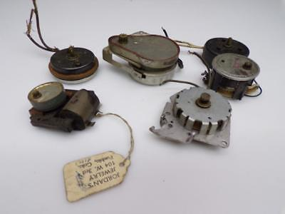 Vintage Electric Clock Movement Motors Capsule Sessions General Time   e384
