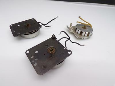 Vintage Electric Clock Movement Motors Capsule Sessions General Time   e114