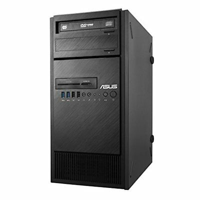 Asus Esc500 G4-M2 W – For Pc,intel Xeon E3 – 1245 V6,8 Gb Of Ram,1 Tb,black And