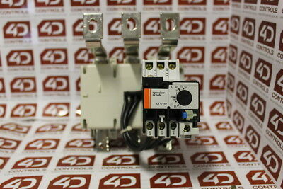 Sprecher + Schuh CT6-110 Thermal Overload Relay - New No Box