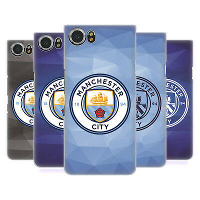 Official Manchester City Man City Fc Badge Geometric Case For Blackberry Phones