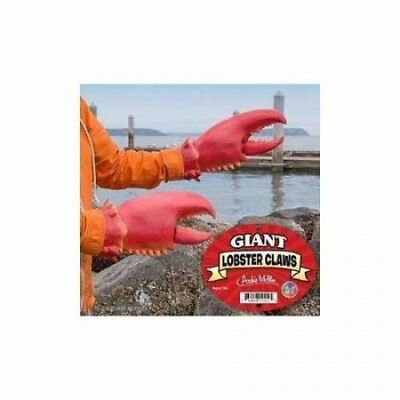 Giant Lobster Claws by Accoutrements - 12412. Huge Saving
