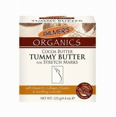 Palmer's Organics Tummy Butter for Stretch Marks 125g. Palmers. Brand New