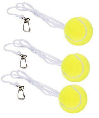 Backyard Totem Tennis Replacement Balls Choose Upto 3 Balls For Tennis Trainer