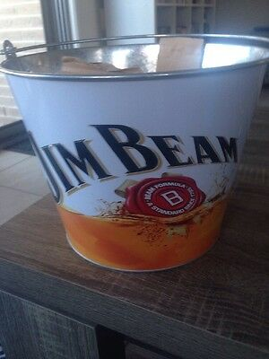 Jim Beam Ice Bucket Mint Condition