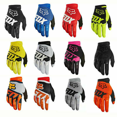 2018 Fox Racing Dirtpaw Race Mens Off Road Dirt Bike Motocross Gloves Fox Racing