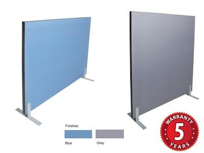 Rapidline Acoustic Screen Room Divider 4 Sizes 2 Colours  P/Up