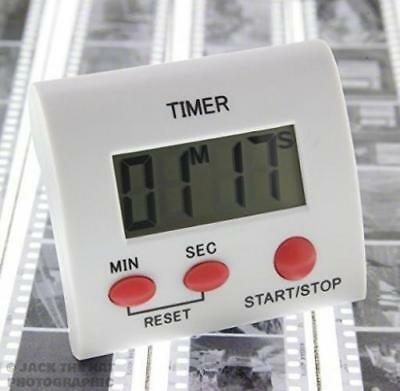 Electronic Darkroom Timer Film Print Photo Picture Photographic Processing Clock