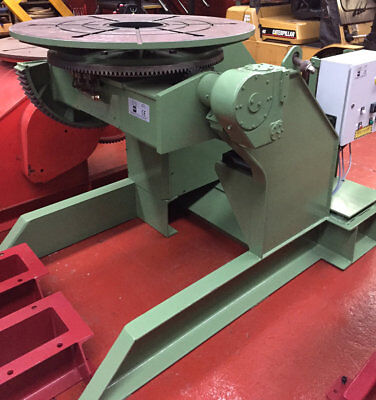 REFURBISHED USED BODE 2 TON POSITIONER.  Price includes VAT