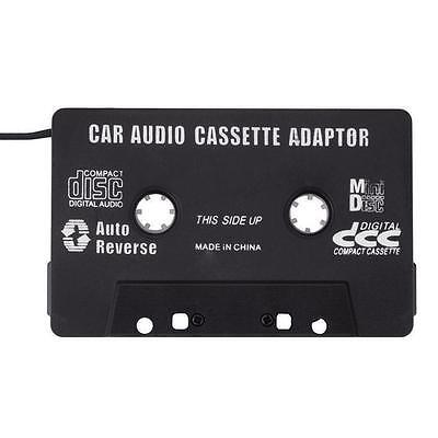 Audio AUX Car Cassette Tape Adapter Converter 3.5 MM for iPhone iPod MP3 CD FZ