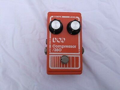 Vintage Dod 280 Compressor - Free Next Day Delivery In The Uk
