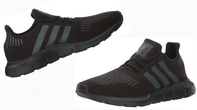new product 56e5a 8a37c cgMens Adidas Originals SWIFT RUN BlackUtility BlackBlack CG4111