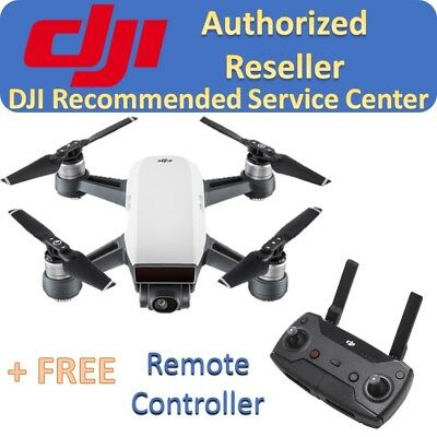 Open-box/Used DJI Spark Quadcopter Drone - PLUS BRAND NEW Remote Controller