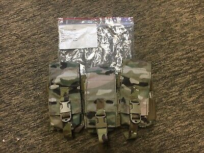 NEW Eagle Industries Triple Mag Pouch Multicam  MPCRP3-M4-W/P-MS-5CCA