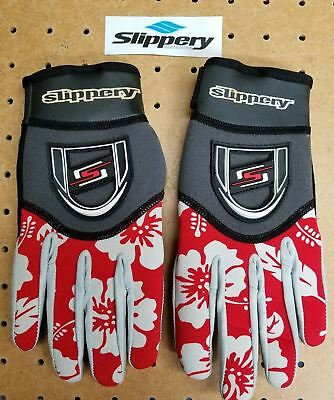 Slippery Reform Glove Women's SM. Rd/Blk Anti-Slip Sports Jet-Ski New 32600084