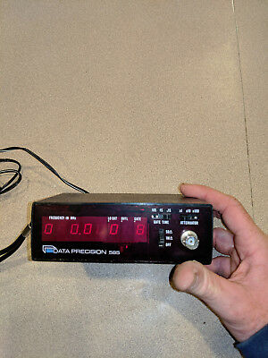 Vintage Data Precision 585 Digital Frequency Counter
