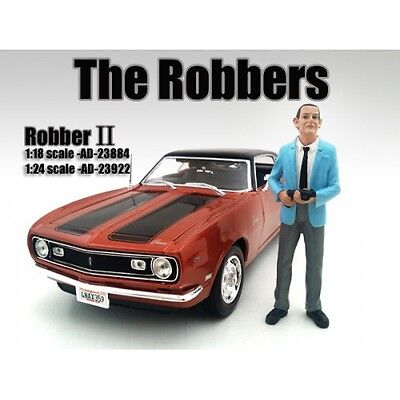 THE ROBBERS -Robber II only - 1/18 scale figure/figurine - AMERICAN DIORAMA