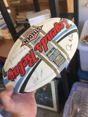 Signed State Of Origin Ball