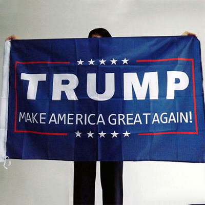 3 x 5 Foot Wholesale Donald J. Trump Flag Make America  Again for President Hot