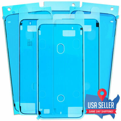 OEM Waterproof LCD Front Housing Frame Adhesive Sticker For iPhone 7 and 7 Plus