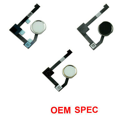 OEM New Home Menu Button Flex Cable Replacement Part for iPad Air 2 A1566 A1567