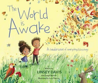 The World Is Awake: A celebration of everyday by Linsey Davis (Hardcover)Animals