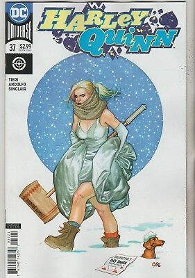 Dc Comics Harley Quinn #37 April 2018 Variant 1St Print Nm