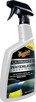 Meguiar's ULTIMATE Waterless Wash and Wax Anywhere Brand NEW Ultimate Stockist